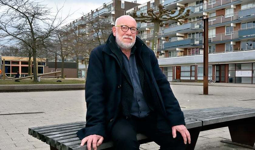 Lex Scholten: 'Huis van de Buurt 't Kruidvat functioneert goed. Wij willen ook Huizen van de Buurt in Diemen-Noord en in het centrum.'