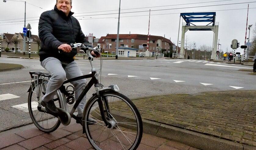 Jan Sikking, de lijsttrekker van Leefbaar Diemen.