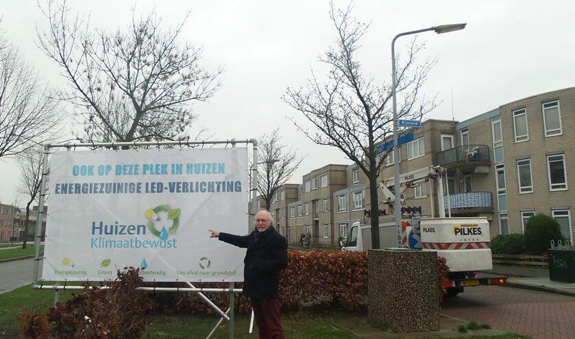 Wethouder Pas is de wethouder voor Klimaat.