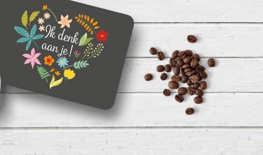 Bij het Oranje Fonds zijn gratis kaarten te bestellen om iemand even extra aandacht te geven.