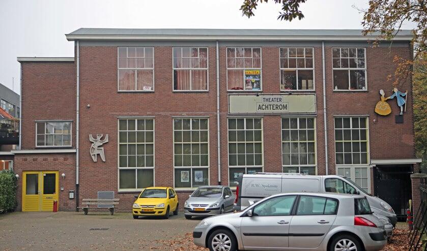 De Eemnesserweg, de voormalige thuishaven van Theater Achterom.