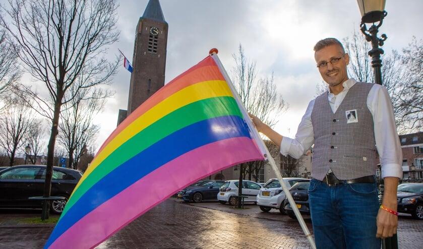 Wielie Elhorst is predikant PKN in Bussum én in Amsterdam predikant met bijzondere opdracht voor de lhbt-gemeenschap.