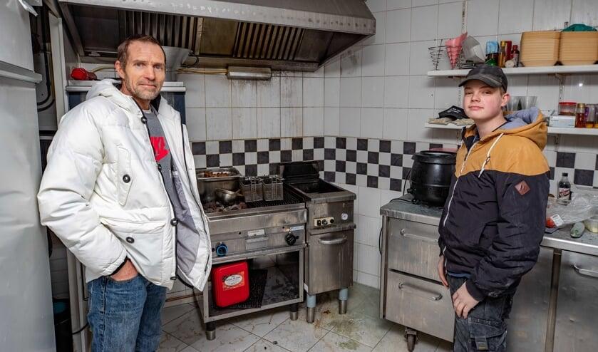 Dennis van Bruchem en Danny Riemers.