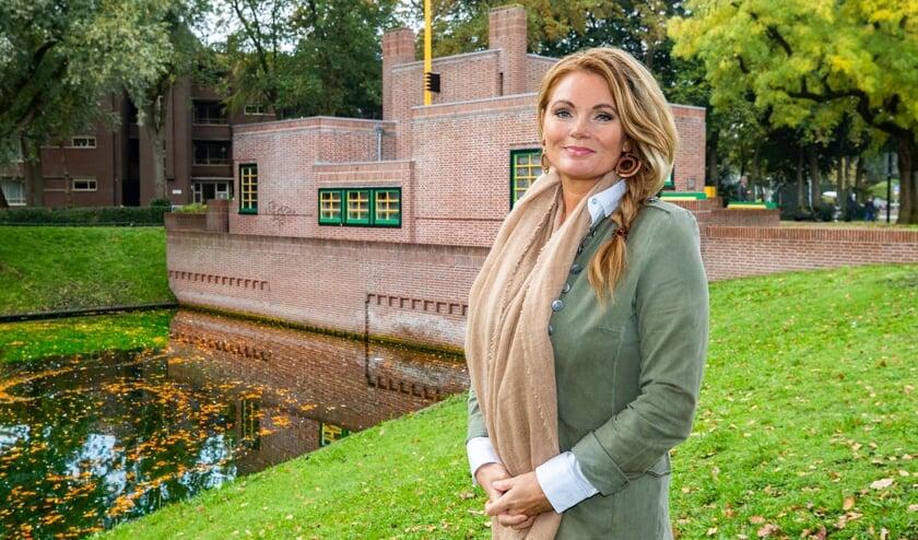 Wilma Schoutens-Buijsmann kijkt uit naar de opening op zondag 17 november.