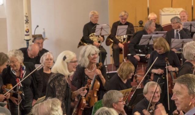 Het orkest vindt zijn oorsprong in Podium Witteman.