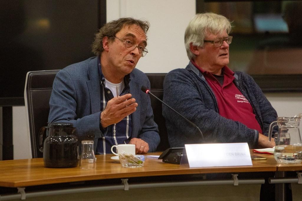 PvdA'er Marcus van den Brink. Foto: Bob Awick © Enter Media