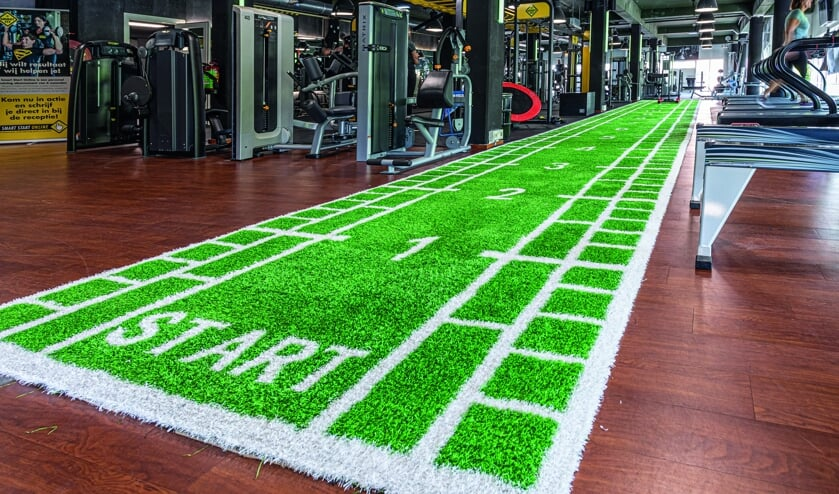 Smart Fit is een moderne sportschool met de nieuwste fitnessapparatuur.