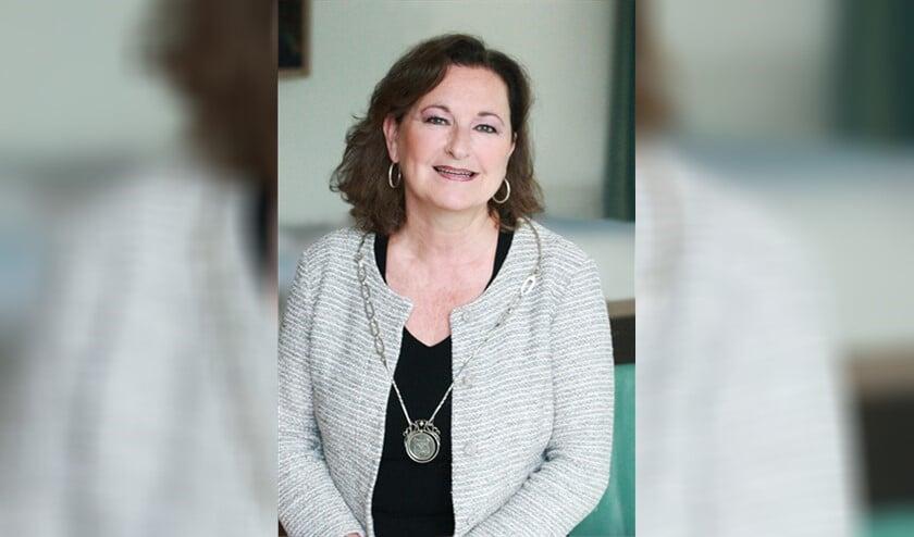Burgemeester Joan de Zwart-Bloch