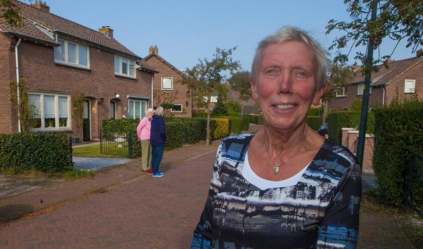 Wethouder Liesbeth Boersen-de Jong.