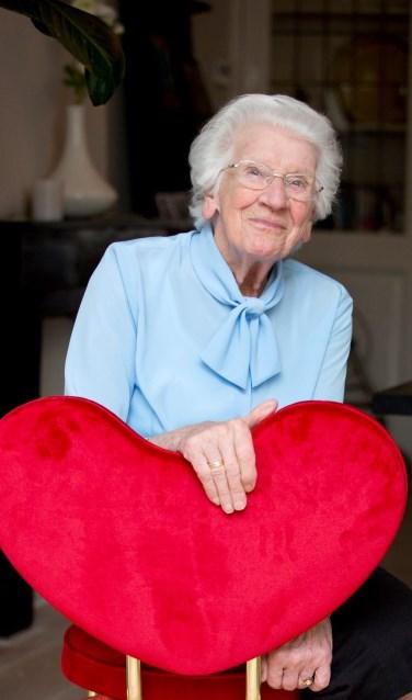 Ellie Bliek is een van de gezichten van de campagne EET met je hart.