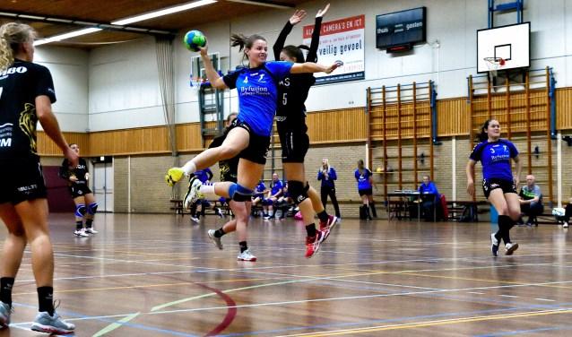 SV Zeeburg won vorige week van Aalsmeer.