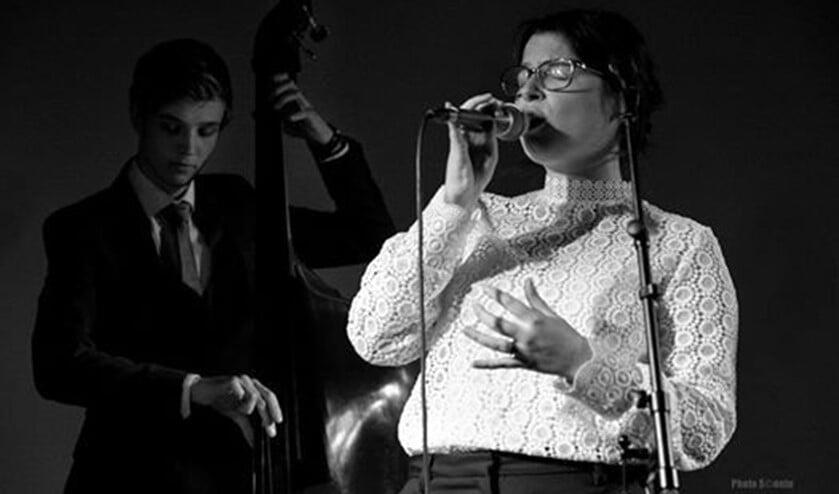 Anna Serierse quartet.