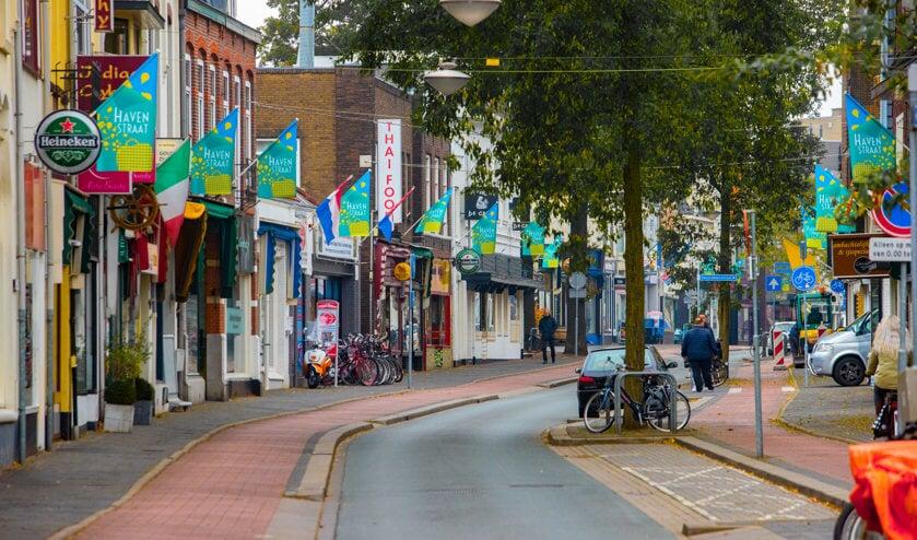 De Havenstraat.