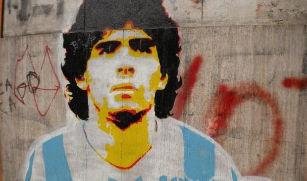 Een film over Diego Maradona staat op donderdag op het programma.