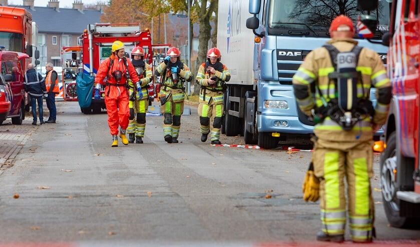 Deskundigen van BNI en de brandweer hebben samen het probleem opgelost.