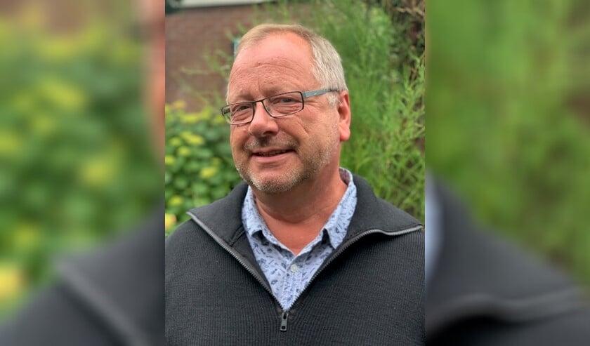 Peter Prins, fractievoorzitter van Ouderenpartij Diemen.