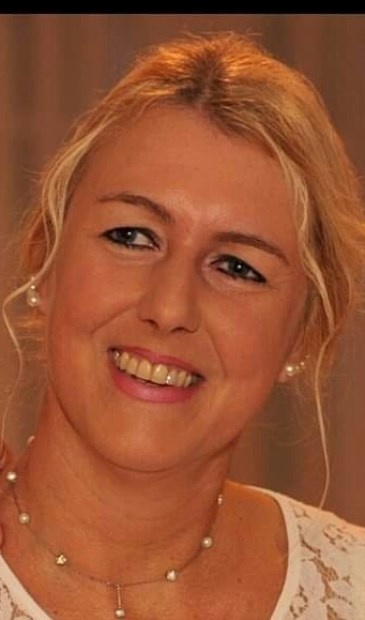 Ramona Beemsterboer Van Urk Dam, fractievoorzitter DAB.