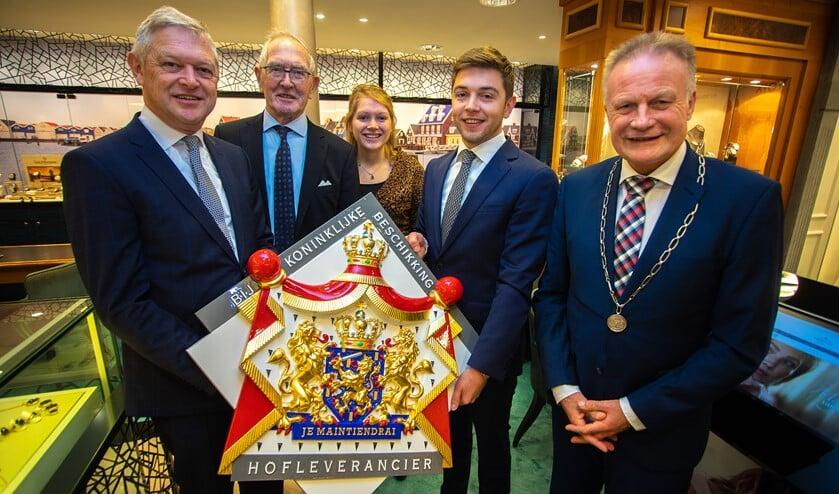 Bij Koninklijke Beschikking is het 100-jarige bedrijf nu Hofleverancier.