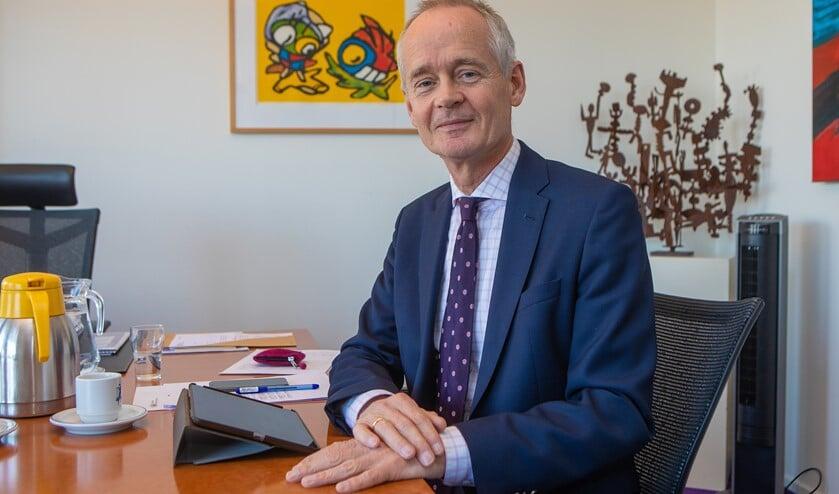 Burgemeester Niek Meijer over de manier waarop we nu leven: 'Het is even zoeken, met elkaar vooral.'