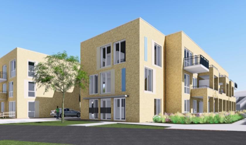 Het nieuwe ontwerp zou volgens omwonenden niet passen in de wijk.