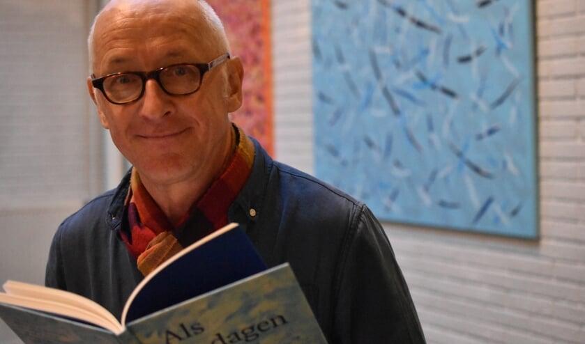 Gaston Bannier presenteert zaterdag zijn nieuwe bundel bij boekhandel Los.
