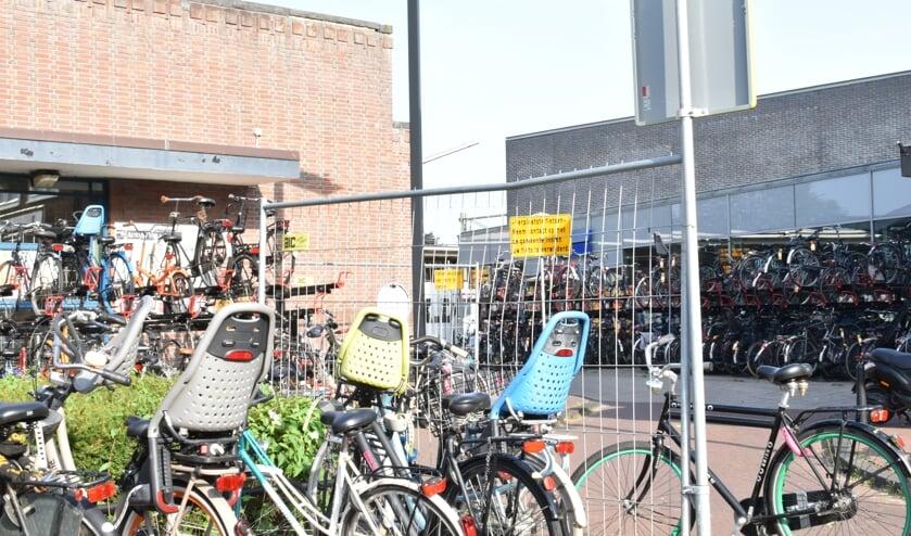 Er wordt gewerkt aan nieuwe plannen voor de ruimte rondom het station Naarden-Bussum.