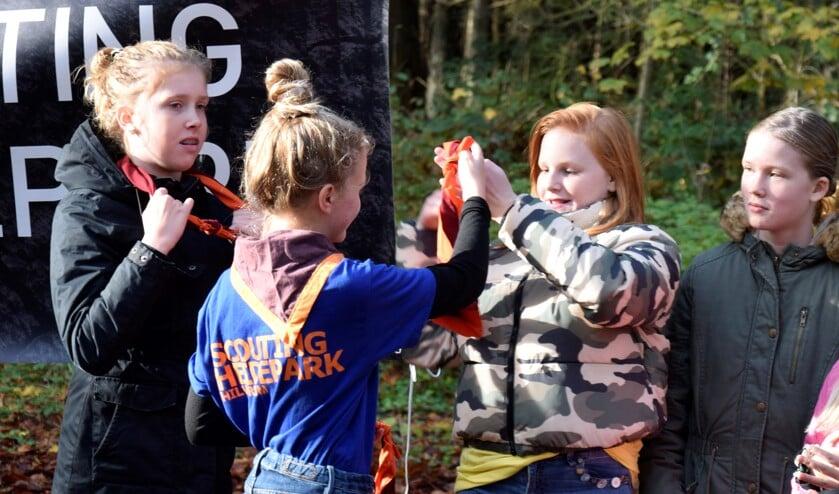 Foto's: Scouting Heidepark.