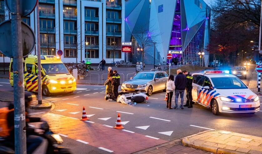 Aantal verkeersongevallen is in 2018 ten opzichte van de twee jaar daarvoor gedaald.