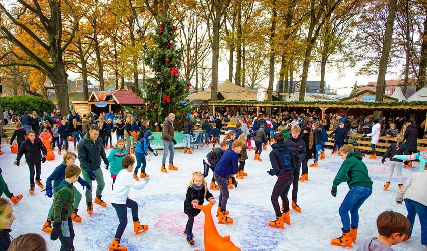 <p>Dit jaar komt er geen ijsbaan in Laren.</p>