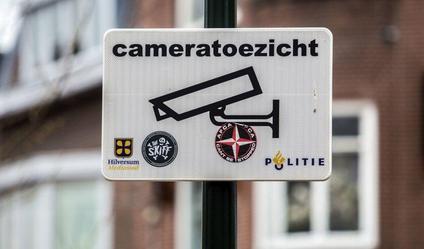 Cameratoezicht Hilversum