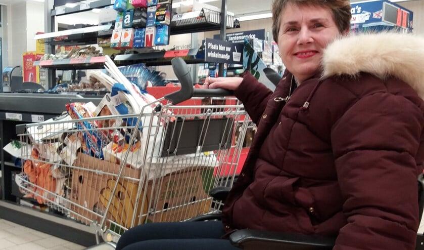 Nanda Stern-Pasveer organiseert een actie voor de medemens.