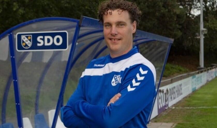 Trainer Koen blijft bij SDO.