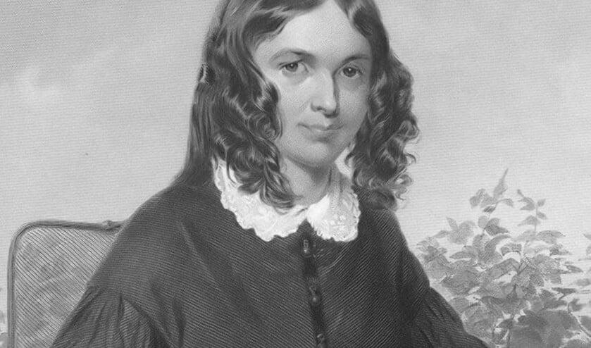 Het te vertalen sonnet komt van de vrouwelijke dichter Elizabeth Barrett Browning (1806-1861).