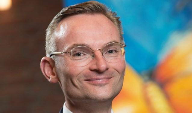 Burgemeester Nanning Mol.