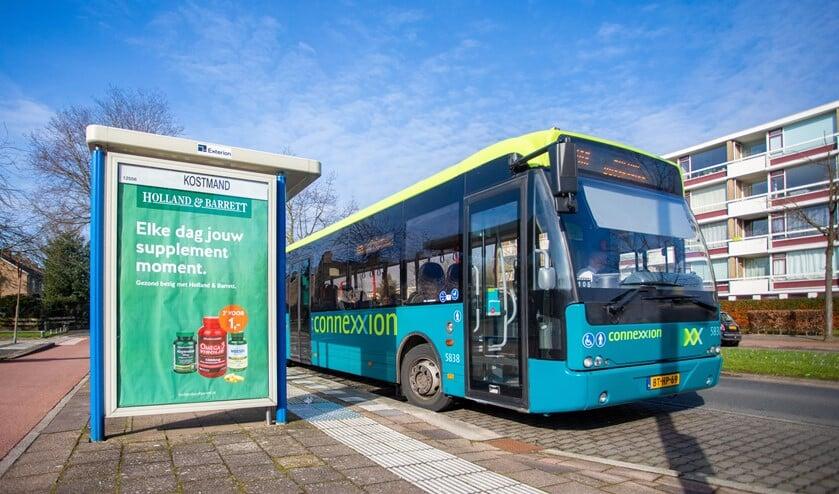 De vraag is of deze buslijn en de halte bij de Kostmand nog wel blijven bestaan in de toekomst.