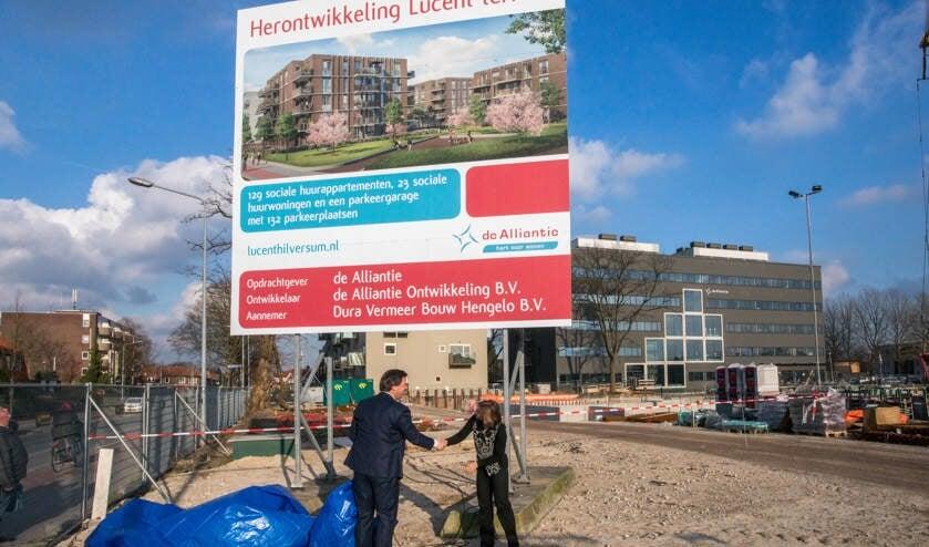 Ondanks toename nieuwbouw daalt het aantal sociale huurwoningen de komende jaren in Hilversum.