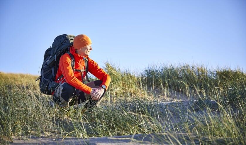 Keihard trainen en afzien om klaar te zijn voor de loodzware beklimming.
