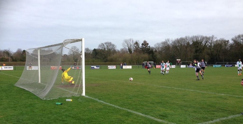 Penalty door Bart Kaarsgaren. Foto: PR © Enter Media