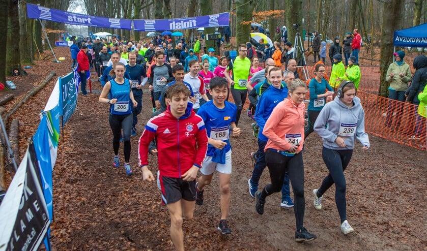 Zondag 1 maart vindt weer de Trappenbergloop van AV Zuidwal plaats.