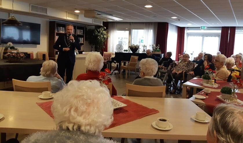 Burgemeester Sicko Heldoorn vertelt over zijn vak.