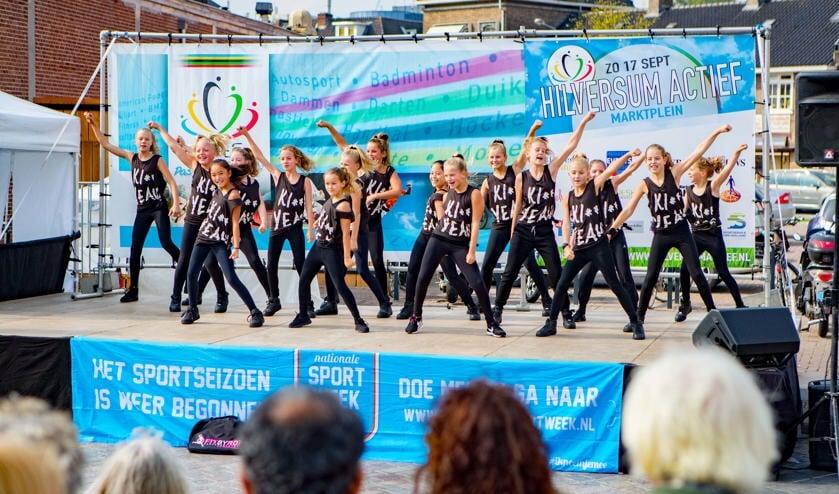 Hilversum Actief in 2017.