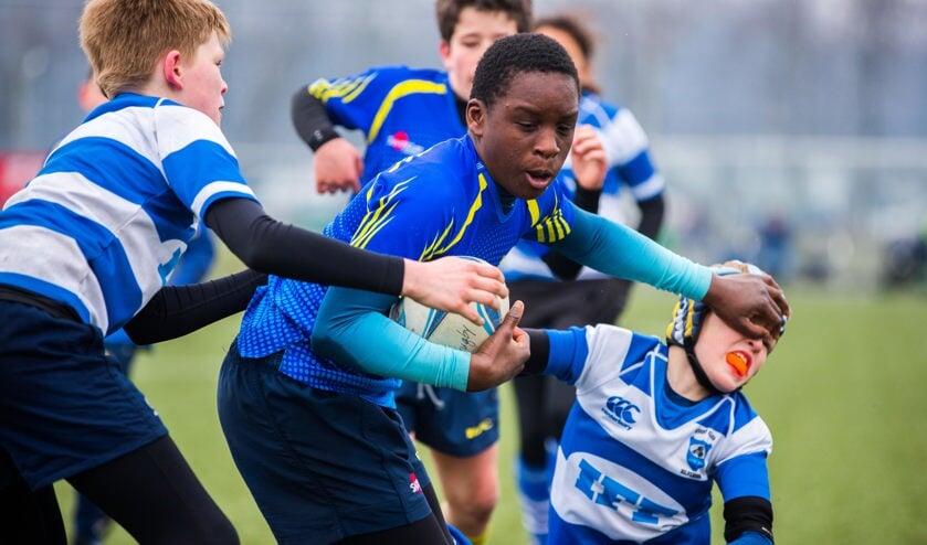 Hoewel het er soms fel aan toegaat is sportiviteit zeer belangrijk tijdens het evenement.
