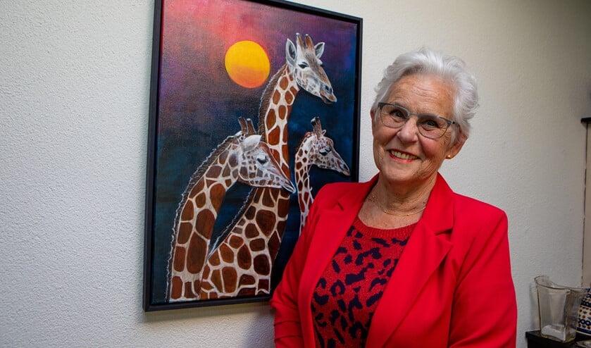 Olga Dol organiseert voor de vijfde en laatste keer de Kunst- en Cultuurmarkt.