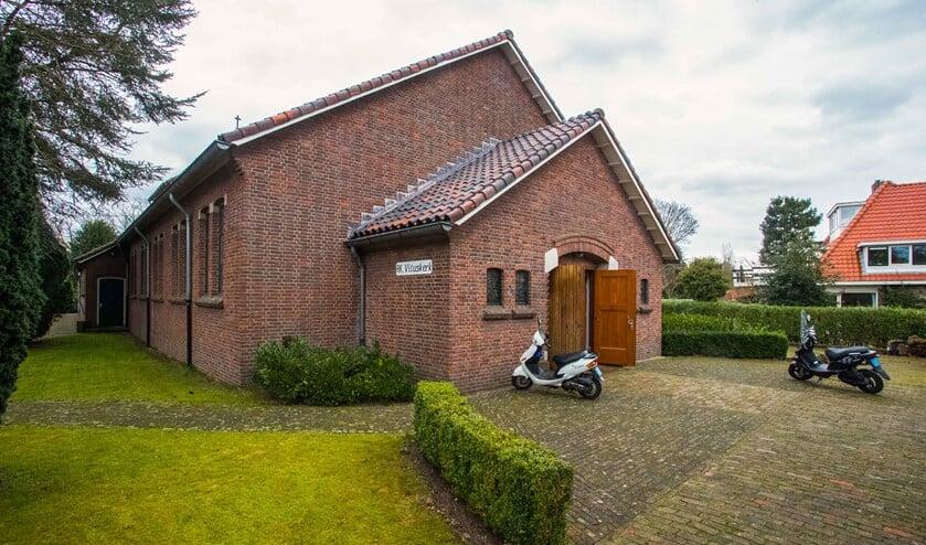 De Vituskerk sloot vorig jaar zijn deuren en wordt nu verhuurd.