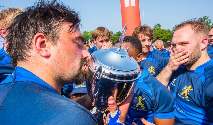 Vorig jaar werd de club uit Naarden landskampioen tegen Hilversum. Kunnen ze de titel behouden?