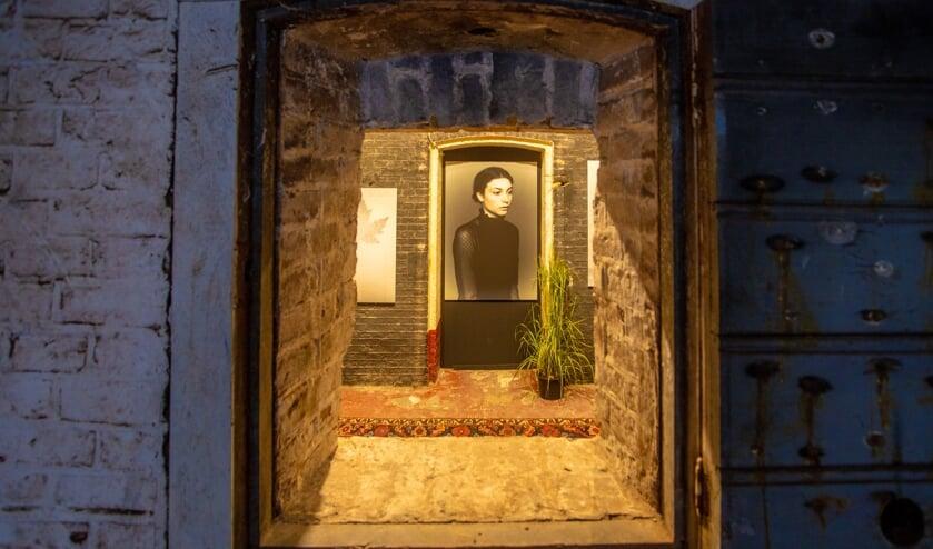 Heel uiteenlopend fotowerk zoals hier in Bastion Oranje.