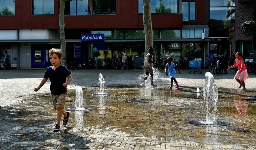 Het Diemerplein wordt door inwoners beschouwd als plek die wel beter kan.