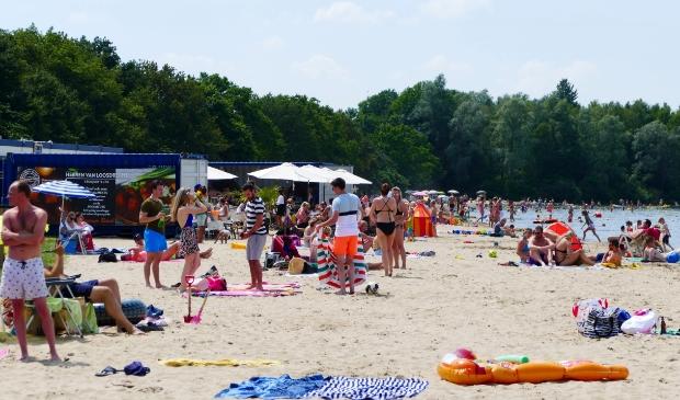 Mei: Blaricum Beach gaat open. Foto: Albert van der Linden © Enter Media
