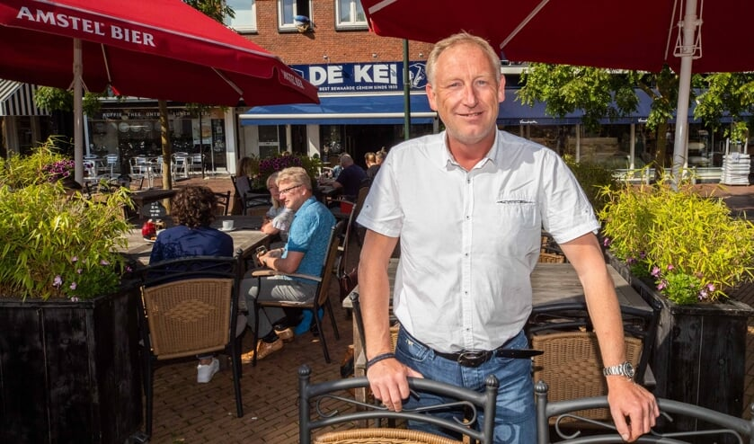 Koen 't Hoen is helemaal klaar voor Hilversum Kei Live.