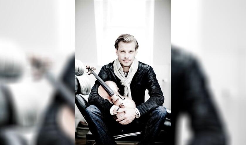 Violist Kirill Troussov.